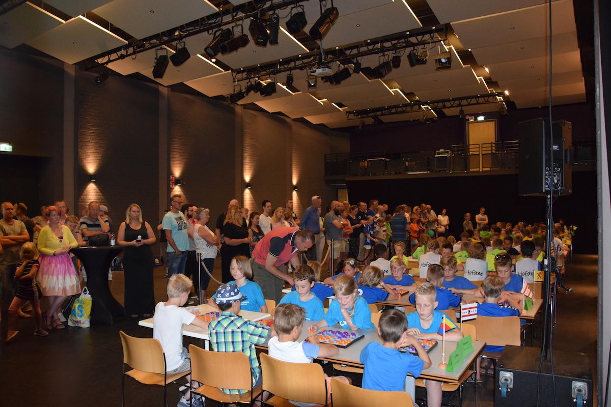 Reeuwijks succes op NK Schooldammen